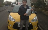 Driving Test Success. Well done Chris.