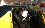 DRIVING TEST PASS WELL DONE CHLOE