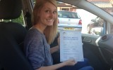 WELL DONE HANNAH DRIVING TEST PASS