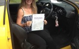 NICE ONE ALICE DRIVING TEST PASS