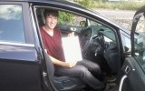 WELL DONE ANDREW DRIVING TEST PASS