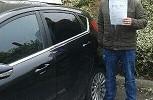DRIVING TEST PASS WELL DONE MATT