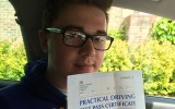DRIVING TEST SUCCESS FOR LIAM