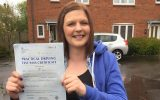 Driving Test Pass – Well done Charlotte